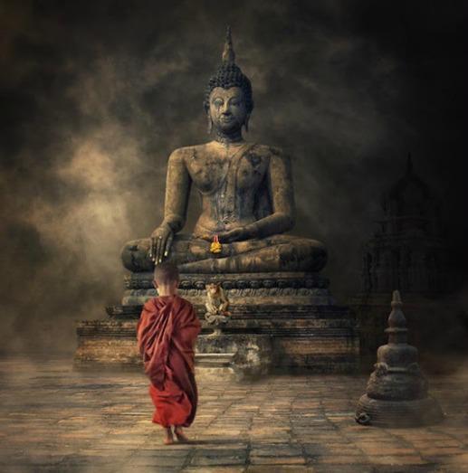 Gautama Buddha | Just One Yogi